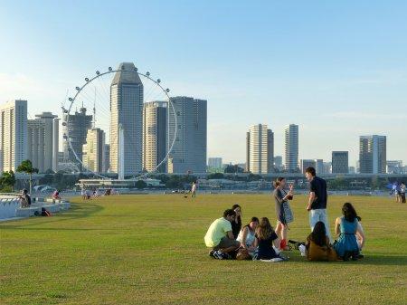 Сингапур в топе лучших мест для эмигрантов