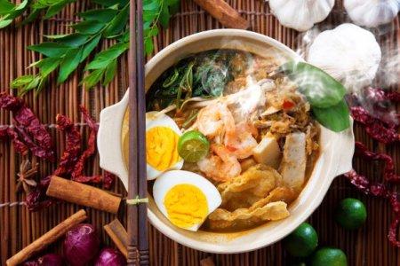 История Сингапура в 10 блюдах