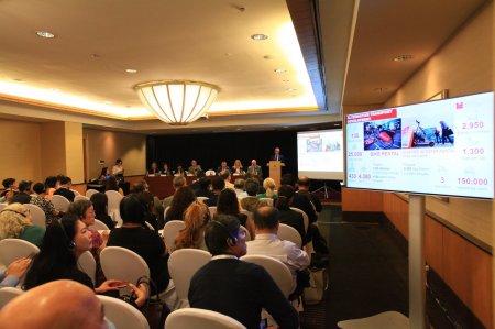 """В Сингапуре с успехом прошла инновационная конференция, посвященная российским технологиям и комплексным решениям для """"умного города"""""""