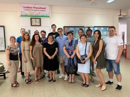 Лучшие московские учителя обменялись опытом с сингапурскими коллегами в рамках международной стажировки