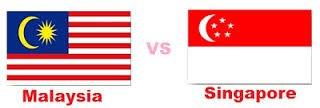 Сингапур vs Малайзия