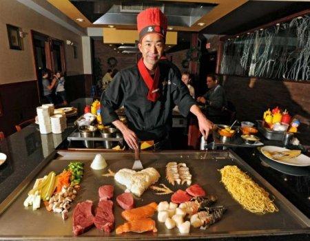 Японский ресторан – на продажу