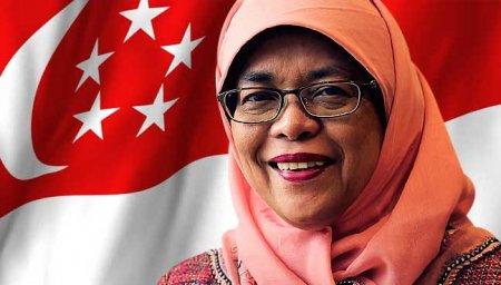 Президентом Сингапура впервые в истории станет женщина