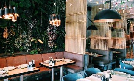 Кафе в Сингапуре