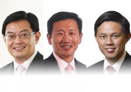 Кабинетные перестановки в правительстве Сингапура