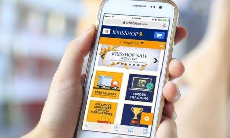 Singapore Airlines запустили цифровой кошелек в рамках программы лояльности