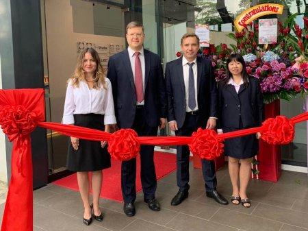 Выставка российских технологий в Сингапуре